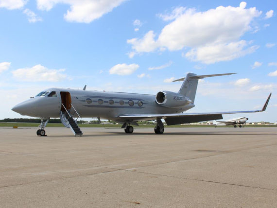 Gulfstream G-400 #1519