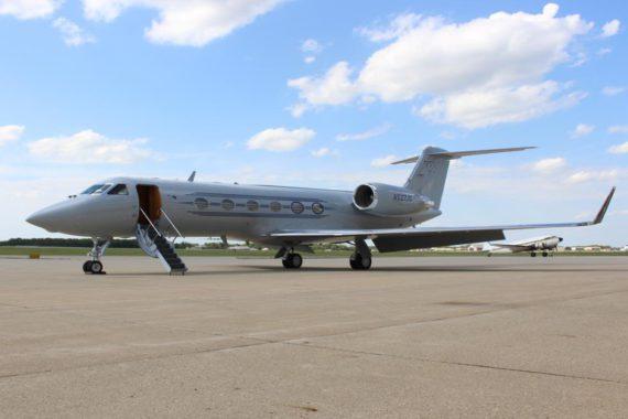 Gulfstream G400 #1519