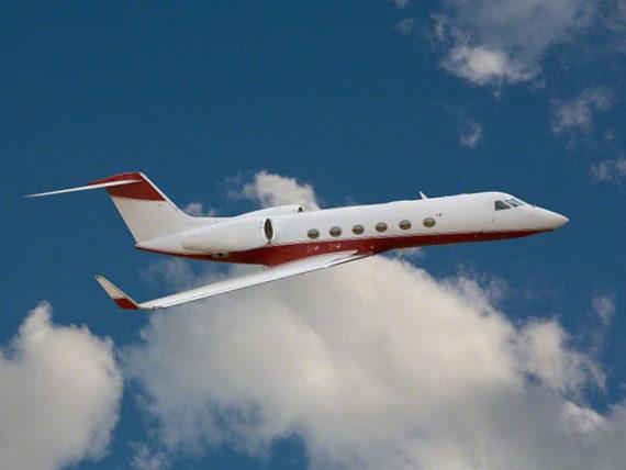 Gulfstream G-450 #4102