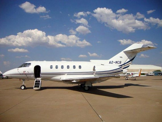 Hawker 800XP #258633