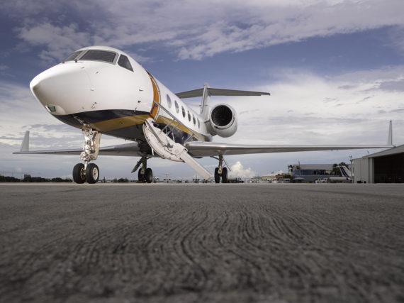 Gulfstream G450 #4093