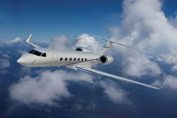 Gulfstream G550 #5480