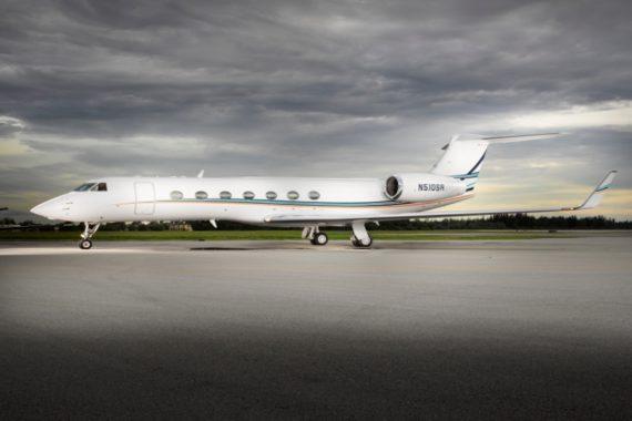 Gulfstream G550 #5021