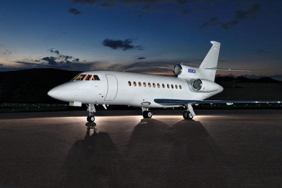 Falcon 900EX #47