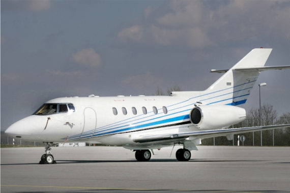 Hawker 800XP #258539