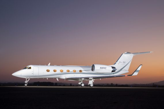 Gulfstream G-IV SP #1316