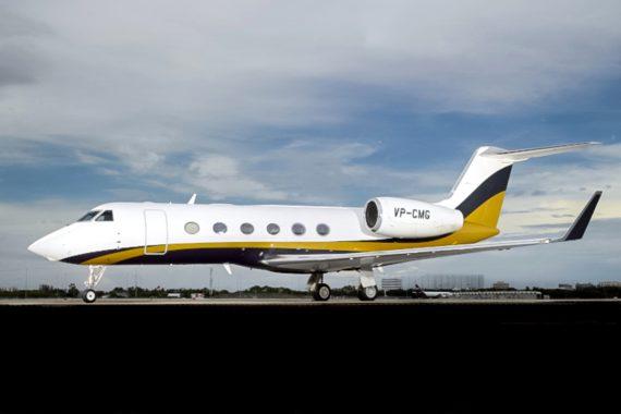 Gulfstream G450 # 4093