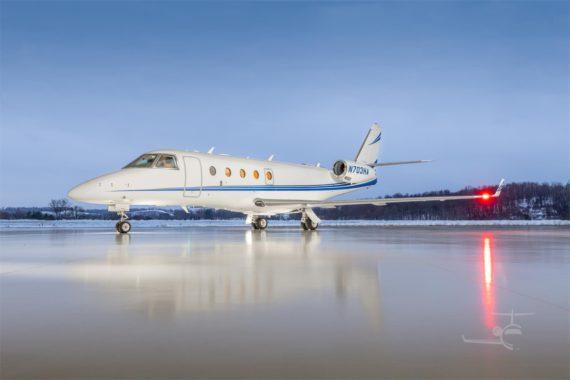 Gulfstream G150 #202